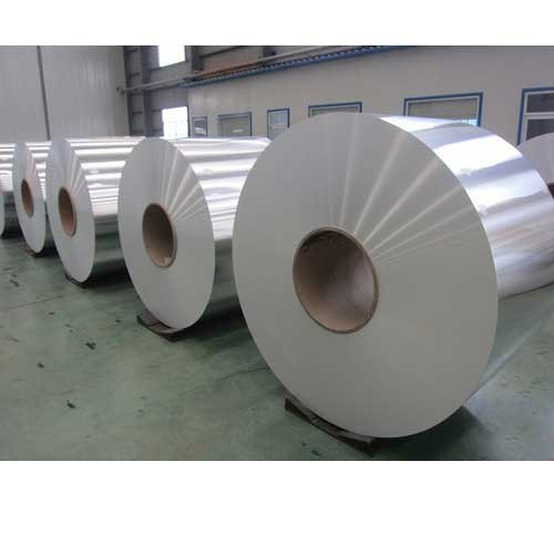 Chemet India Mil Finish Aluminum Coils, Thickness: 0 20 - 10 Mm -  Manufacturers & Suppliers